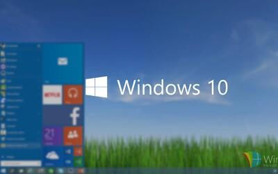 Windows 10 je oficiálne tu! Sťahujte plnohodnotnú verziu zadarmo už dnes
