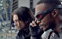Winter Soldier a Falcon dostanou vlastní seriál! Akční Avengers komedie dorazí na streamovací službu od Disney