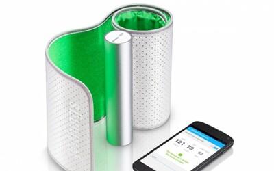 Withings: Pohodlné meranie krvného tlaku so smartfónom