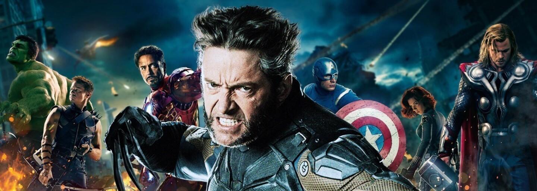 Wolverine sa objaví v Avengers a postaví sa Hulkovi!