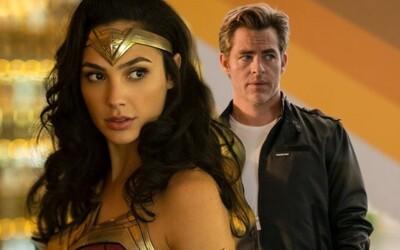 Wonder Woman 2 nie je pokračovaním, ale samostatným filmom s úplne odlišným príbehom