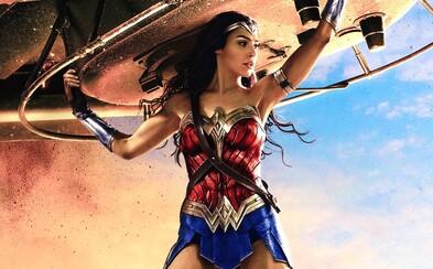 Wonder Woman je podľa portálu Rotten Tomatoes najlepšie hodnotený superhrdinský film všetkých čias