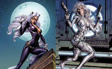 Wonder Woman má konkurenciu, Sony Pictures oživí komiksové krásky Black Cat a Silver Sable