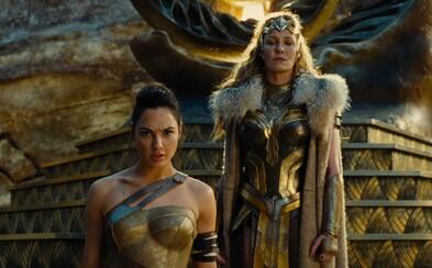 Wonder Woman opúšťa v akciou nabitom traileri svoj bájny domov, aby zachránila svet ľudí pred hroznou vojnou