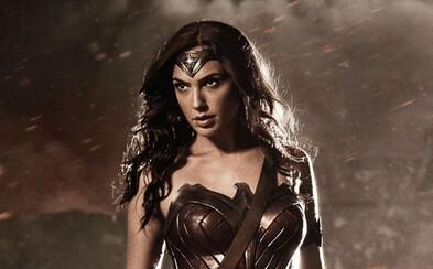 Wonder Woman sa v samostatnom filme možno stretne s Batmanom