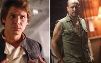 Woody Harrelson bude v sólovke Han Sola mentorom najznámejšieho pašeráka v galaxii