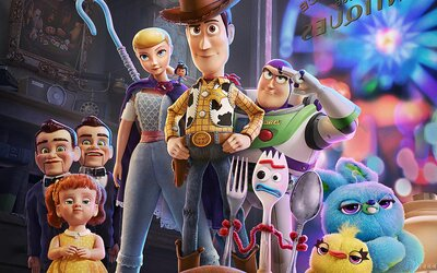 Woody opúšťa svoj život a túži po zmene. Emotívne Toy Story 4 od Pixaru ťa nostalgicky zničí