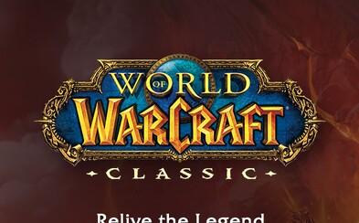 World of Warcraft Classic ovládl Twitch. Blizzard milion diváků nečekal