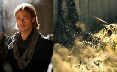 World War Z od Davida Finchera neuvidíme. Kvôli čomu štúdio zrušilo pokračovanie?