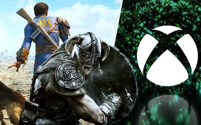 Xbox kúpil Bethesdu. Nového Dooma, pokračovanie Skyrim, Fallout či Wolfenstein si tak na PS5 asi nezahráš