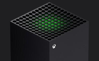 Xbox Series X vychádza 10. novembra. Najsilnejšia konzola na trhu bude stáť 499 eur