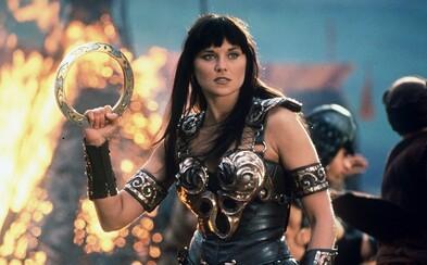 Xena sa vracia na televízne obrazovky! Kto bude novou sexi bojovníčkou?