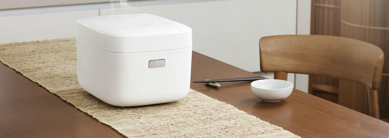 Xiaomi má novinku. S inteligentním vařičem rýže bude příprava pokrmů nejen pohodlná, ale i zábavná