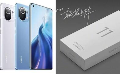 Xiaomi Mi 11 je prvá vlajková loď roku 2021. Výrobca tiež presedlal na ekologickú vlnu a v balení nemá nabíjačku