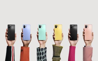 Xiaomi Mi 11 Lite je najtenší mobil, ktorý navyše prekvapil prijateľnou cenou