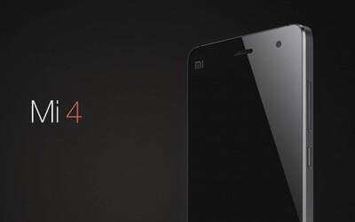 XiaoMi Mi 4: Čínska novinka s oceľovým rámom a nadupanou výbavou