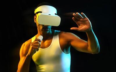 Xiaomi Mi VR je ďalší headset od čínskeho výrobcu s vlastným ovládačom do ruky a poriadne nízkou cenou