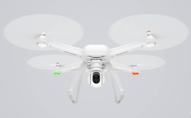 Xiaomi predstavilo svoj prvý dron, ktorý natáča 4K videá a vydrží takmer 30 minút na jedno nabitie