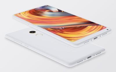 Xiaomi predviedlo svoju pýchu. Android smartfón Mi MIX 2 ponúka tenučké rámiky, keramiku aj moderný hardvér