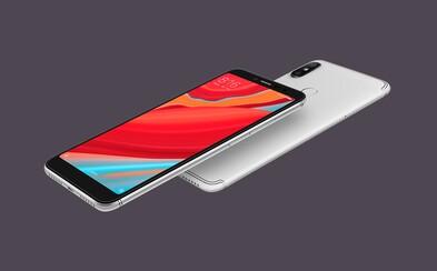 Xiaomi prináša ďalší cenový hit pod 200€ v podobe Redmi S2!