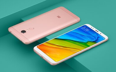 Xiaomi RedMi 5 Plus prevalcuje trh perfektným vzhľadom a vynikajúcou cenou