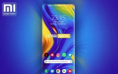 Xiaomi si patentovalo telefon budoucnosti. Dechberoucí design je technologickým převratem
