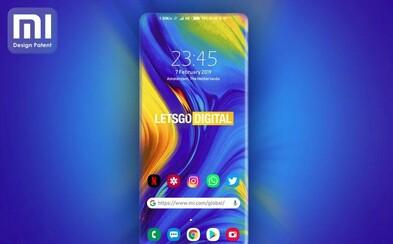 Xiaomi si patentovalo telefón budúcnosti. Dychberúco nádherný dizajn je technologickým prevratom