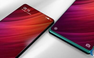 Xiaomi již za několik dní představí smartphone s pravděpodobně nejtenčími okraji na světě