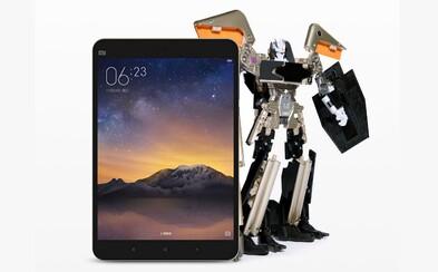 Xiaomi vyrobilo tablet, který se přetransformuje na robota z populárního filmu. Stojí jen pár stovek