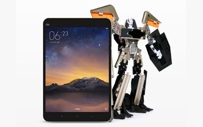 Xiaomi vyrobilo tablet, ktorý sa transformuje na robota z populárneho filmu. Stojí iba pár drobných