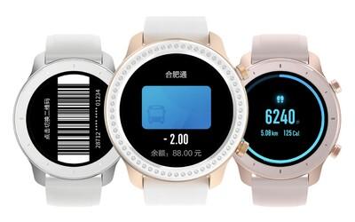 Xiaomi začne predávať elegantné smart hodinky s cenovkou od 100 €. Bez nabitia vydržia 24 dní