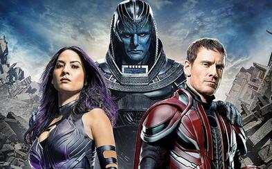 X-Men: Apocalypse na prvých fotkách odhaľuje nových mutantov a záporáka žijúcich v novom svete