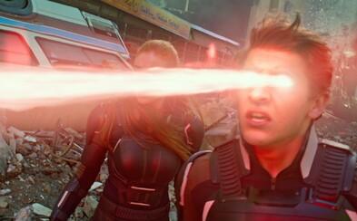 X-Men: Apocalypse v Spojených štátoch príliš nezabodovalo. Môžu za to negatívne recenzie?