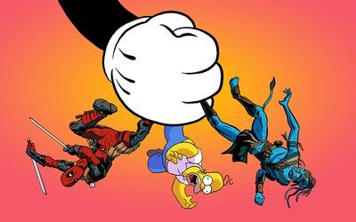 X-Men sa vracajú domov. Všetky filmy a série štúdia 20th Century Fox sa stanú majetkom Disney už o pár hodín