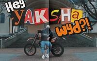 Yaksha vo svojom prvom vlogu ukázal zákulisie fotenia s tenistkou Rebeccou Šramkovou, vlastné CBD aj nadupané BMW X7