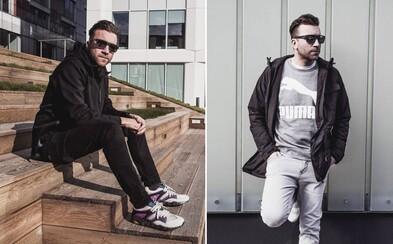 Yanko Král ti v lookbooku Puma ukáže to najlepšie zo spoluprác Alife, Stampd alebo McQueen