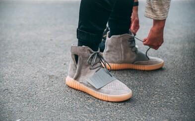 Yeezy Boost 750 na detailných fotkách od Footshopu