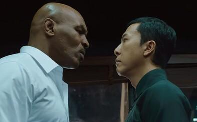 Yip Man 3 Donnieho Yena vnadí krátkym teaserom na epické pästné súboje s Mikeom Tysonom