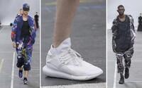 Yohji Yamamoto opäť nesklamal. Sleduj kolekciu Y-3 s teniskami Qasa High a novým modelom Kyujo