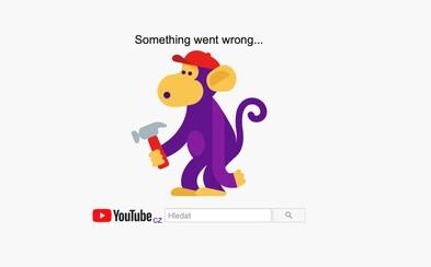 YouTube měl masivní výpadek. Problémy hlásil po celé Evropě včetně Česka