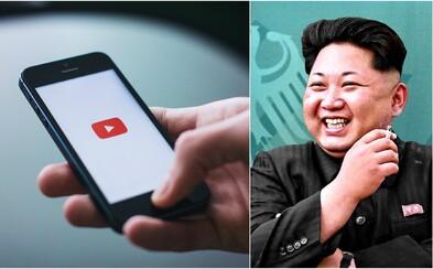 YouTube zablokoval kanály se severokorejskou propagandou. Akademici se bouří, používali je ke zkoumání potenciálních hrozeb
