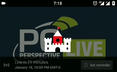 YouTube zmenil nudné koliesko pri načítaní za premakanú animáciu hradu. Čakanie na video tak bude omnoho rýchlejšie