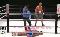 Youtuber Jake Paul knockoutoval bývalou hvězdu NBA v 2. kole