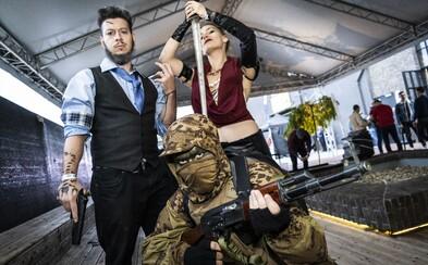Youtuberi, gameri aj cosplay. Pozri sa, ako vyzeral Y-Games (Fotoreport)