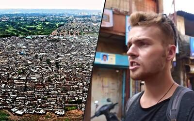 Youtuberi ukazujú, ako sa žije v slumoch. Extrémna chudoba donúti zamyslieť sa každého Slováka