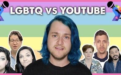 Youtuberi žalujú YouTube kvôli diskriminácii videí s LGBTI tematikou