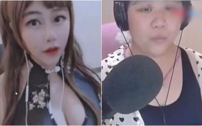 Youtuberka celý čas klamala o svojom vzhľade vďaka tvárovému filtru. V skutočnosti má 58 rokov
