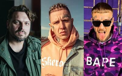 Yzomandias, James Cole, Sensey a další. Jaké české rapové projekty přinese rok 2020?
