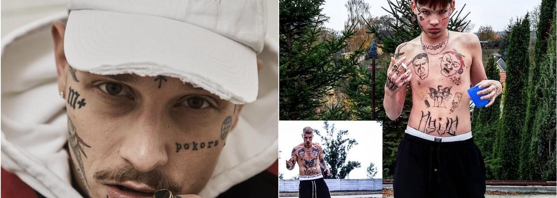 Yzomandias oznámil vítěze výzvy v napodobování jeho tetování