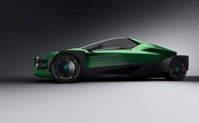 Z 0 na 100 km/h za 1,8 sekundy. Ambiciozní startup odhalil konkurenta obávaného Roadsteru od Tesly